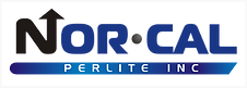 Picture of NorCal Perlite Logo at NorCal Perlite Wholesale Manufacturing and Distribution Plant in the San Francisco Northern California East Bay Area City of Richmond, CA