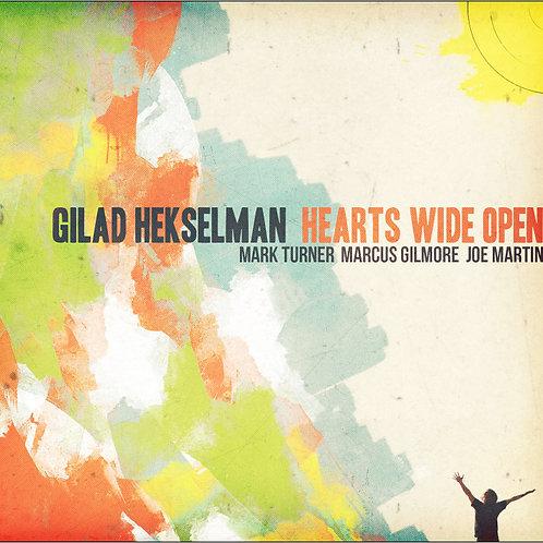 Hearts Wide Open Transcription Book