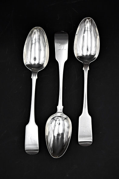 Trio of Serving Spoons