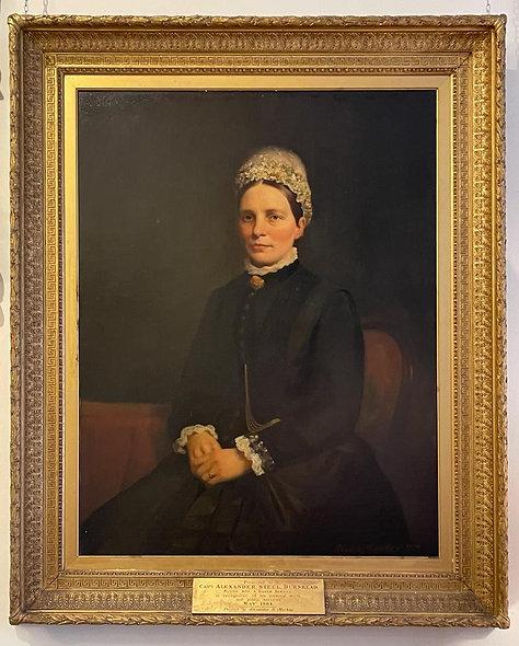 Alexander S. Mackay Portrait
