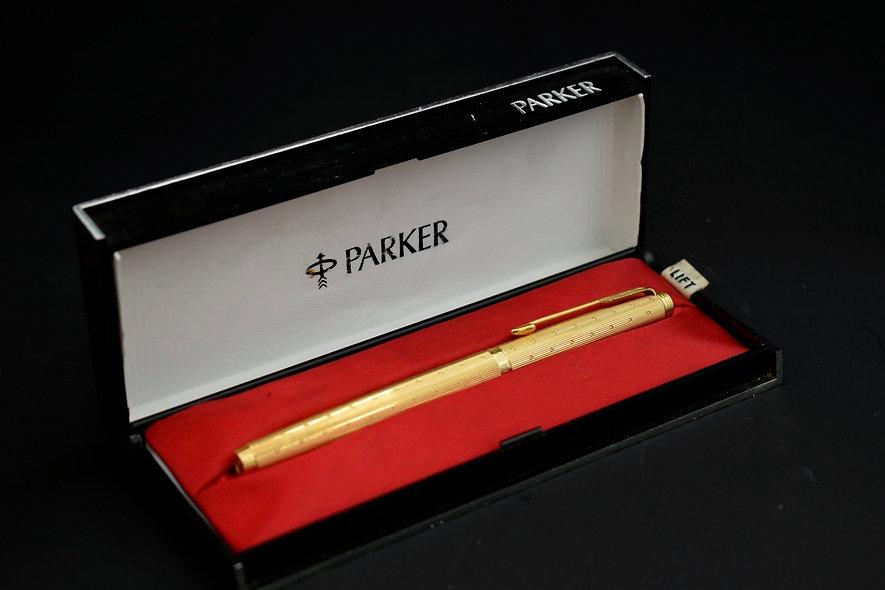 Gold Parker Pen