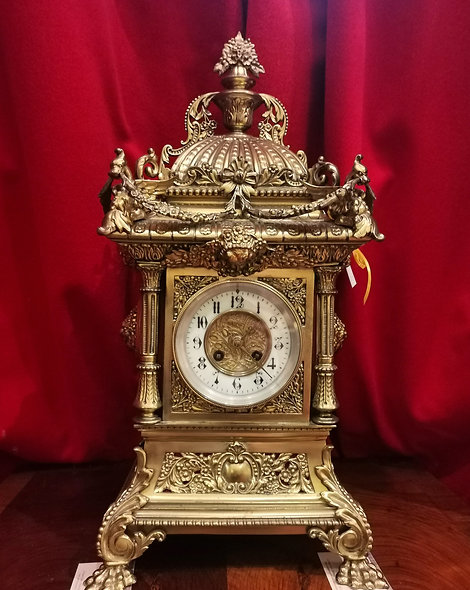 French Pagoda Clock