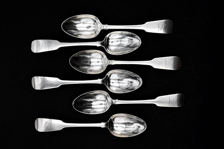 Dublin Silver Spoons