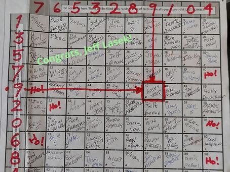 Squares Raffle Time!