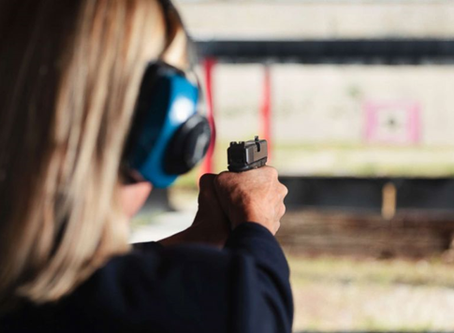 Women's Pistol Annual Ice-Breaker Aug. 30! 1:30