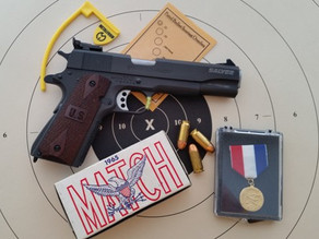 Action Pistol / Travel League