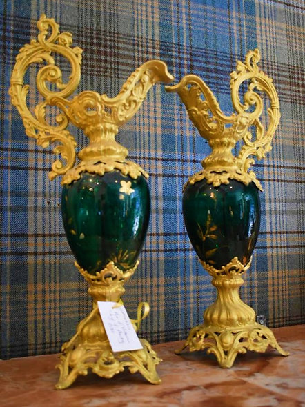 Victorian Jugs of Plenty