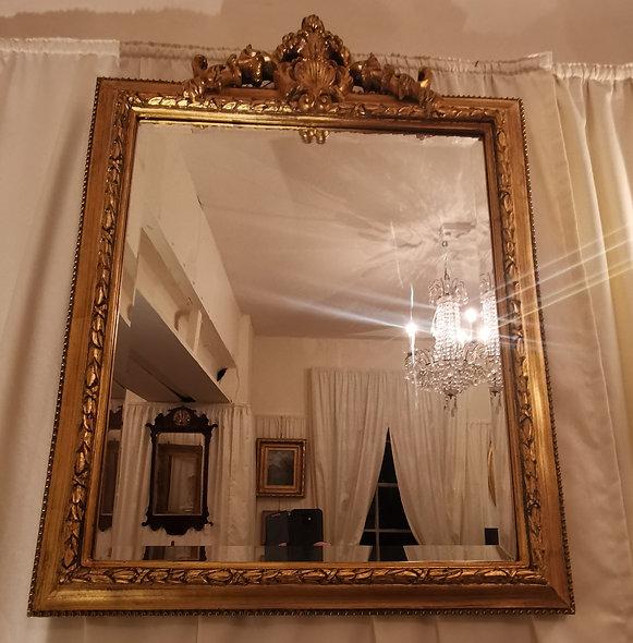 Gilt Frame Mirror