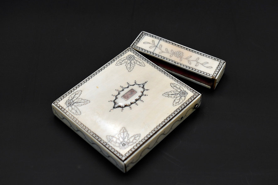 Ivory Card Case