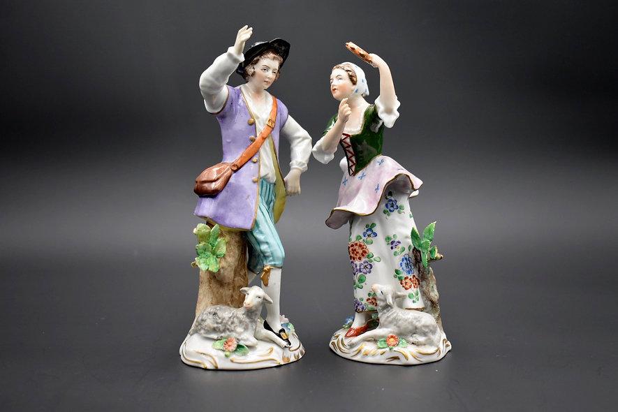 Victorian Porcelain Figures