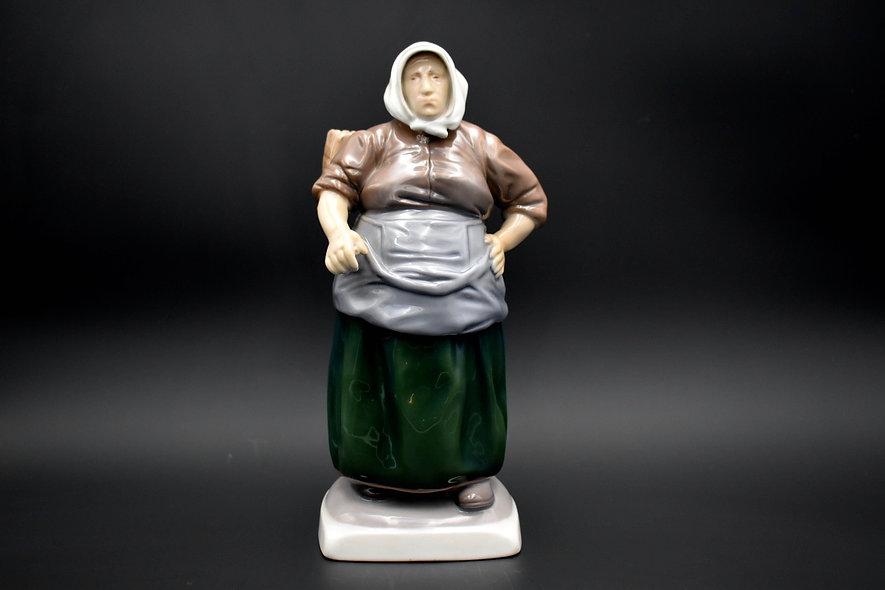 """Fish Wife"" Figurine"