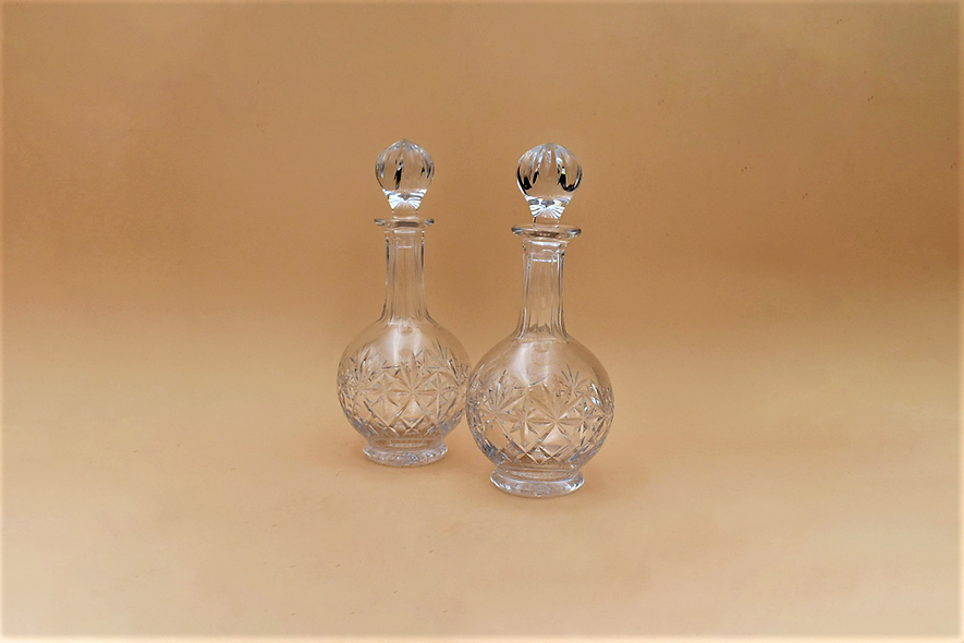 Sherry & Port Decanters