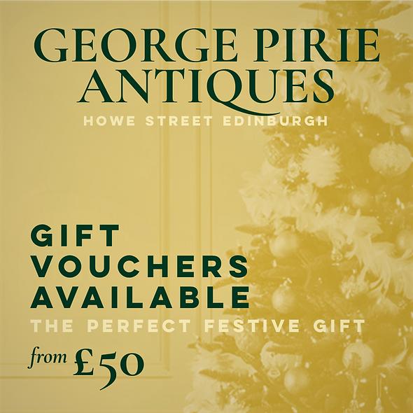 George Pirie Gift Vouchers