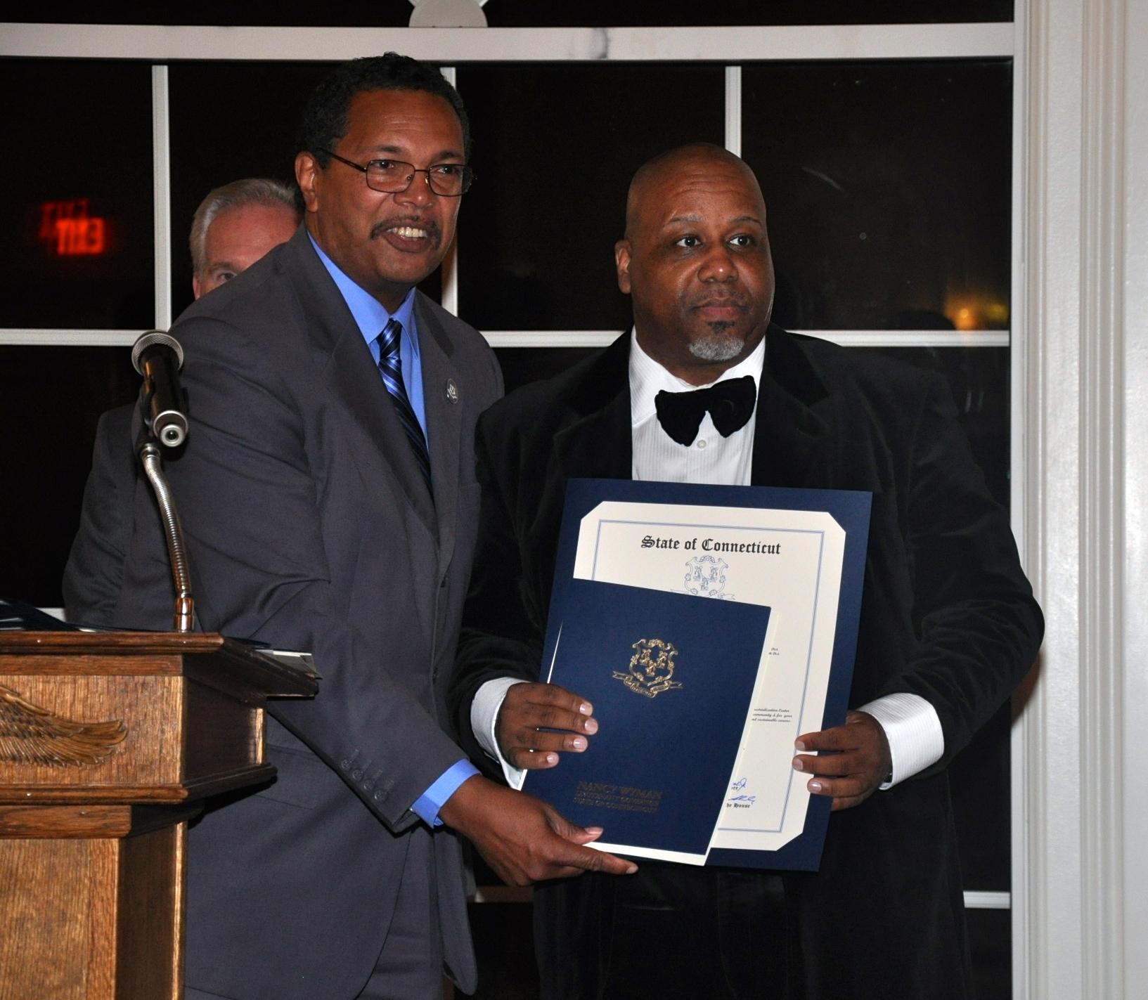 Larry Butler, Bishop Daniel Wade