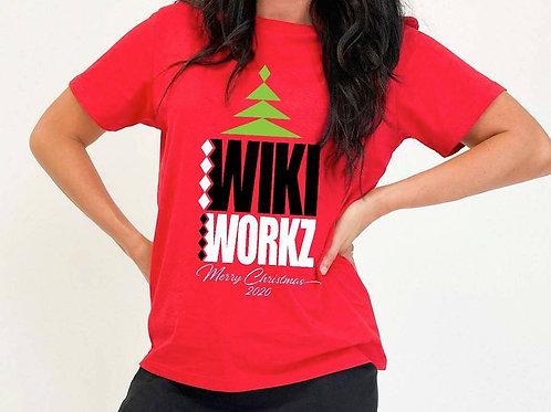Wiki Xmas Shirt -Women