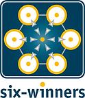 six-winners logo