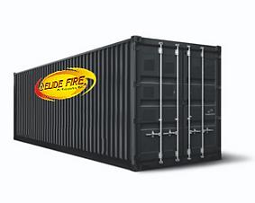 Container Elide Fire - Conditionnement