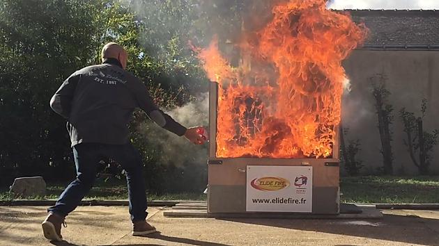 Elide Fire France - Boule Explosion