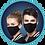 Thumbnail: Pack de 10 masques en tissu anti-bactérien