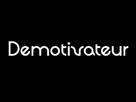 Démotivateur