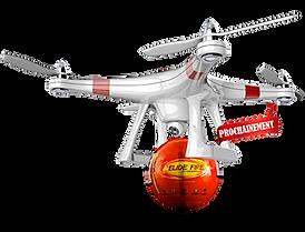Drone ElideFire® Feux de Forêts