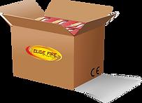 Carton 12 Elide Fire - Conditionnement
