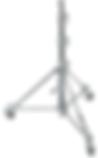 Штатив В150 6м. Аренда осветительного фото- и кинооборудования