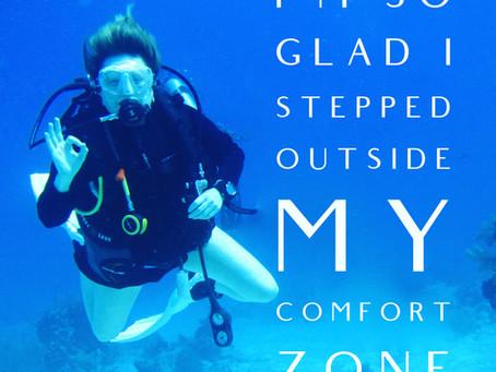 Women in Diving - Sharon