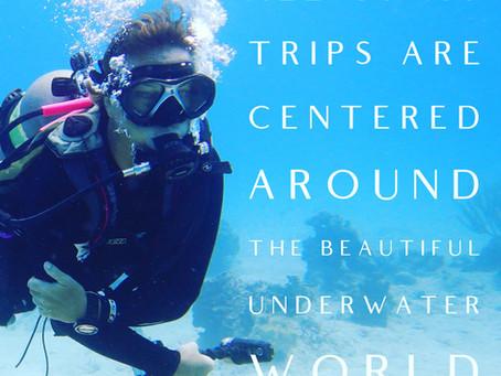 Women in Diving - Karee