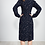 Thumbnail: Long Sleeve Button Wrap Dress