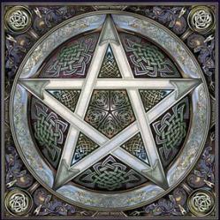 amuleto, tetragramaton, pentagrama, proteccion