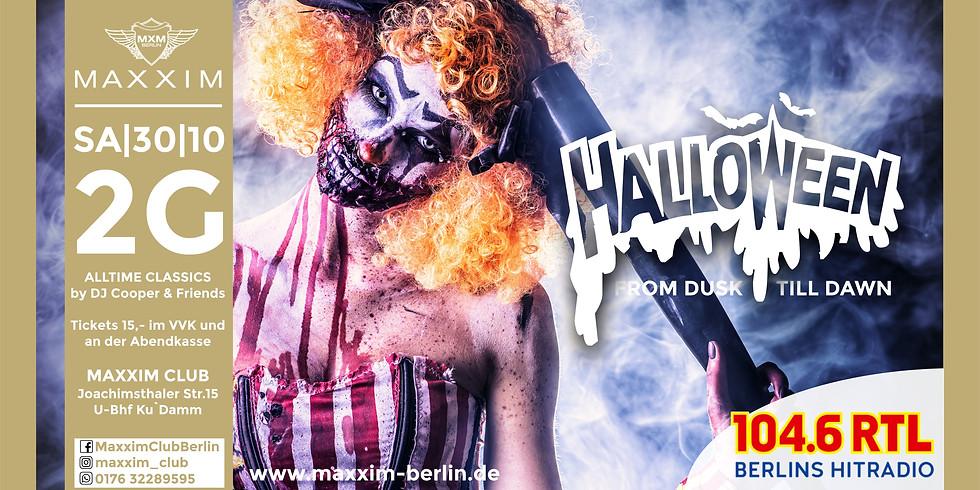 104,6 RTL - HALLOWEEN - FROM DUSK TILL DAWN - 2G