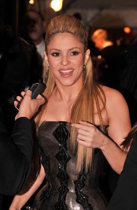 Shakira+2009+Whitney+Museum+Gala+Cocktai