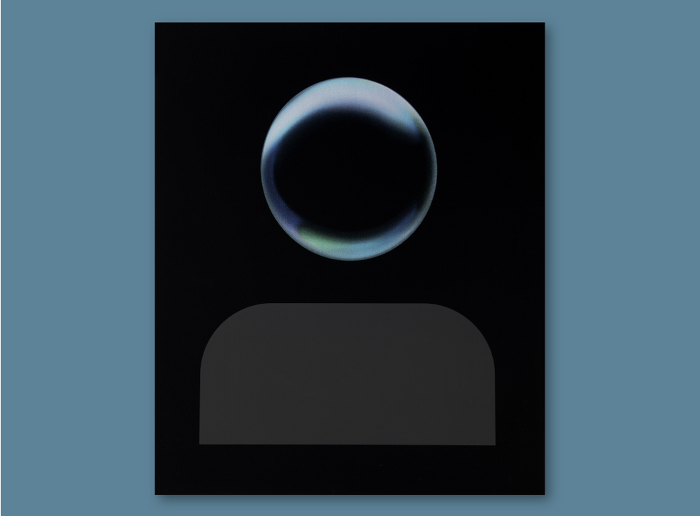 artprint > Bubble superblack