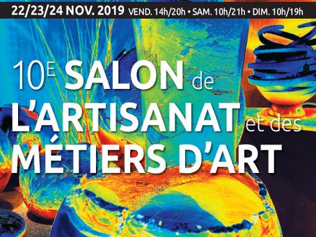 10È Salon d'Artisanat Et Métiers d'Art - Pavillon Baltard