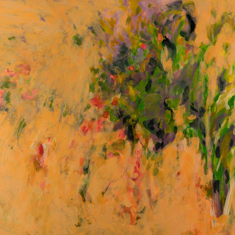 100x140 acrylique sur toile