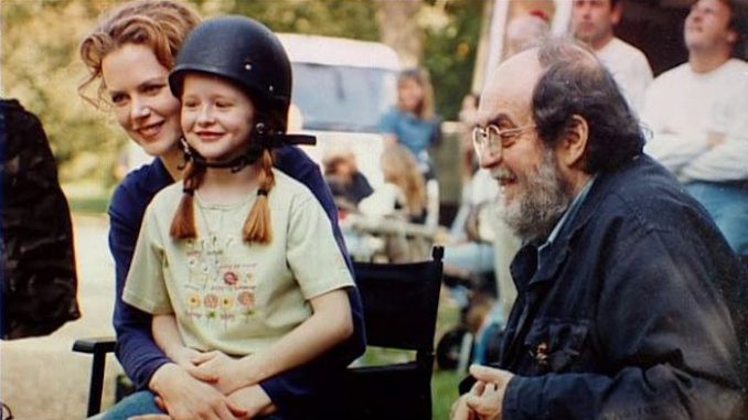 "Stanley Kubrick claimed that ""the world is run by pedophiles"", according to Nicole Kidman, who says the reclusive director taught her ""how the world works and who is really in control behind the scenes."""