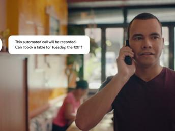 Duplex, Google's Scarily Human AI Voice