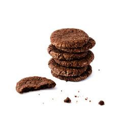 עוגיות שוקולד מלח