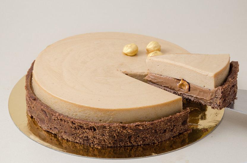 טארט שוקולד קרמל ולוז מבצע 4 שנים