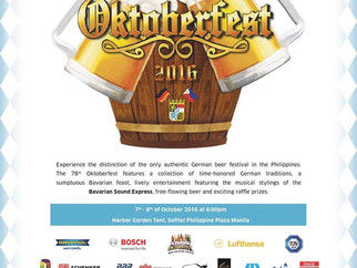 78th Oktoberfest Press Conference/Kick-off Event on Sept. 6