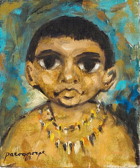 "Native Man - Francisco ""Paco"" Gorospe"