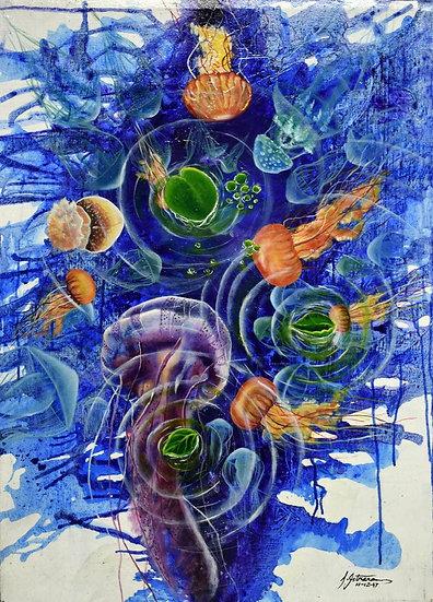 Underwater III - Luke Joshua Estraña