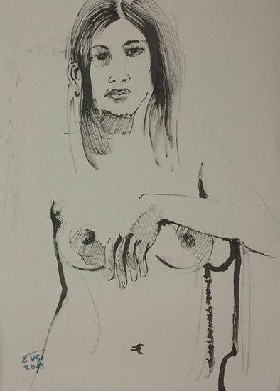 Nude - Rafael Popoy Cusi