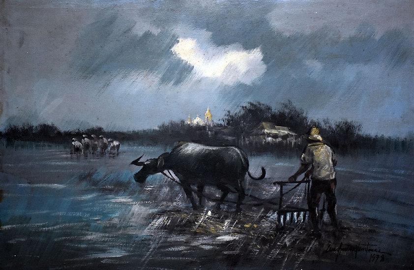 Buffalo - Cesar Buenaventura