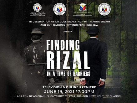 Art and Dr. José Rizal - Episode 6