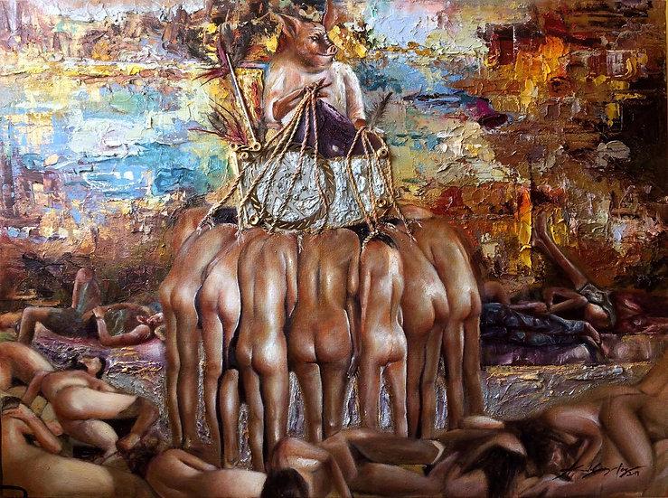 Hubad na katotohanan / Naked Truth - Kristian Gonzales