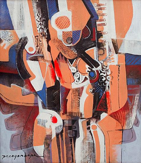 "Composition III - Francisco ""Paco"" Gorospe"