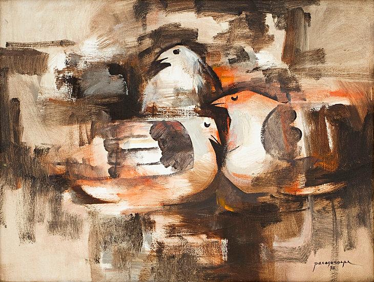 "Three Birds - Francisco ""Paco"" Gorospe"