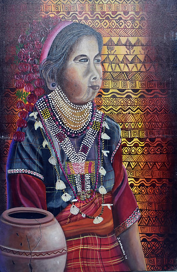 Manao Woman - Jerelyn Donguines